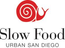 Slow Food Urban San Diego logo