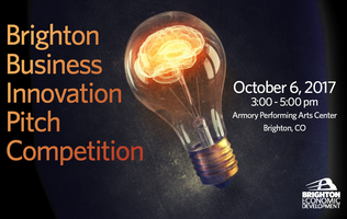 2017 Brighton Business Innovation Pitch Competition