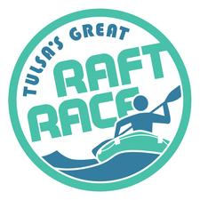 Tulsa's Great Raft Race logo