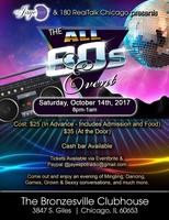 The Jaye Spot & 180 RealTalk Chicago Presents All 80's...