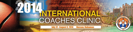 2014 Bahamas International Coaches Clinic