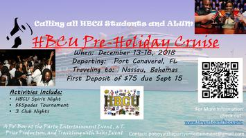 HBCU PreHoliday Bahamas Cruise Tickets Thu Dec At - Bahamas in december