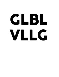 GLBL VLLG (Global Village) logo