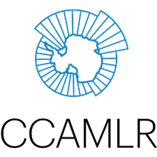 Commission for the Conservation of Antarctic Marine Living Resources (CCAMLR) logo