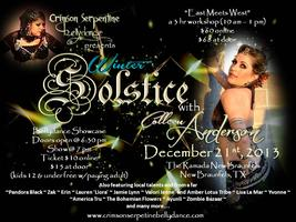 Winter Solstice with Colleen Anderson