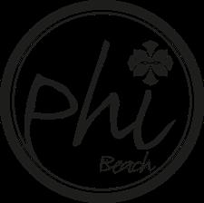 Phi Beach logo