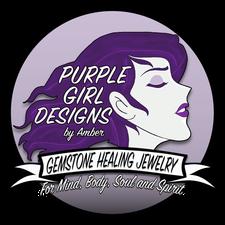 Purple Girl Designs by Amber logo