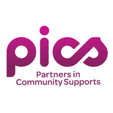 PICS - Partners in Community Supports logo