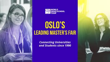 The Leading International Masters and PhD Fair in Oslo
