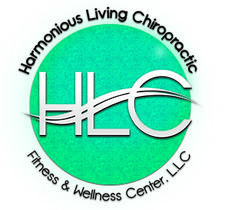 HARMONIOUS LIVING CHIROPRACTIC: FITNESS & WELLNESS CENTER logo