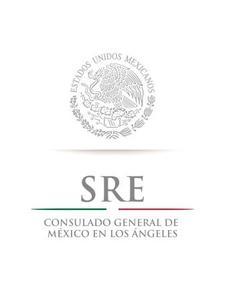 Consulado General de México en Los Ángeles logo
