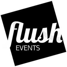 Flush Events logo