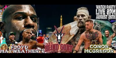 The Goat Presents: Mayweather v McGregor