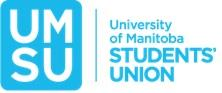 University of Manitoba Students' Union logo