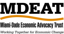 Miami-Dade Economic Advocacy Trust (MDEAT) logo