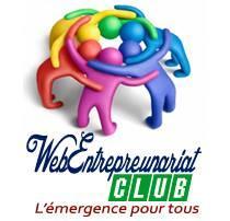 WebEntrepreunariat Club logo