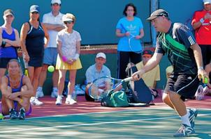 TriFit 3.5+ Tennis Workout Clinic with USPTA Pro...