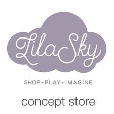 LilaSky logo