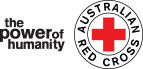 Australian Red Cross with support from the South Australian Country Fire Service logo