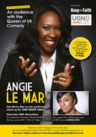 An Audience with the Queen of UK Comedy Angie Le Mar wi...