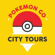 Pokémon GO City Tours logo