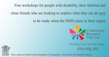 The NDIS: Getting Informed - Logan Central