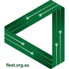 FLEET: ARC Centre of Excellence in Future Low-Energy Electronics Technologies logo