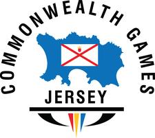 Commonwealth Games Association of Jersey logo