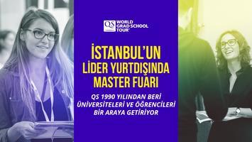 Yurtdışı Yüksek Lisans Eğitim Fuarı - İstanbul