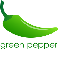 Green Pepper Consulting logo