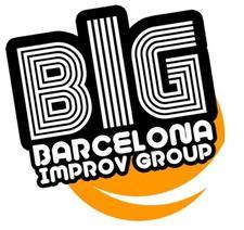 Barcelona Improv Group logo