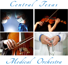 Central Texas Medical Orchestra logo