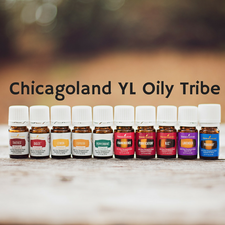 Chicagoland YL Oily Tribe logo