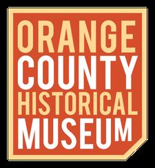 Orange County Historical Museum logo