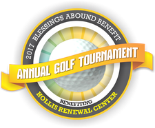 BLESSINGS ABOUND GOLF BENEFIT  logo