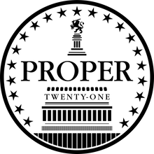 Proper 21 logo