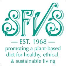 San Francisco Vegetarian Society (SFVS) logo