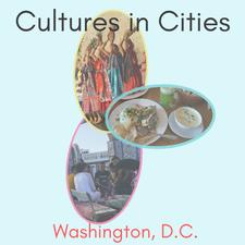 Cultures in D.C. logo
