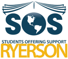 Ryerson Students Offering Support logo