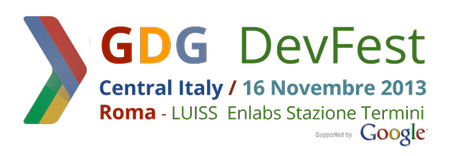 Google Developer Group DevFest a Roma