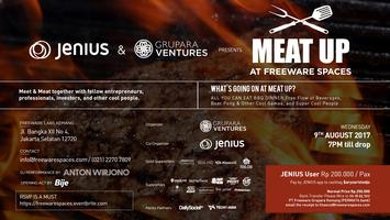 MEAT UP The Entrepreneurs BBQ Networking Event at Freew...
