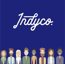 Indyco. designED for non-designers logo