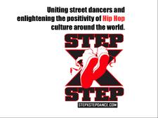 StepXStep Dance logo