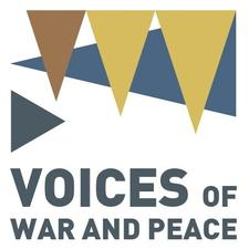 Voices of War & Peace First World War Engagement Centre  logo
