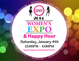 OHH's Annual Women's EXPO & Happy Hour!