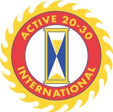 Active 20-30 Club of Napa logo