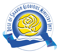 Rose of Sharon Glorious Ministry International logo