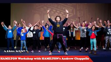 AUGUST 2017 NYC HAMILTON WORKSHOP with HAMILTON Star,...