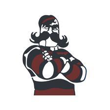 Golden Oldies Rugby logo