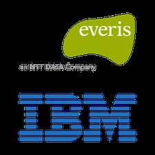 everis + IBM logo